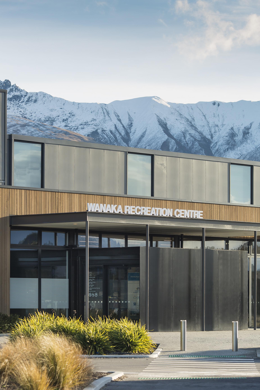 Wanaka Sports and Aquatic Facility