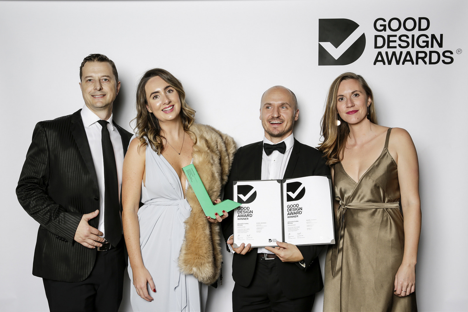 Warren and Mahoney wins consecutive Good Design Award for open-plan legal workplace