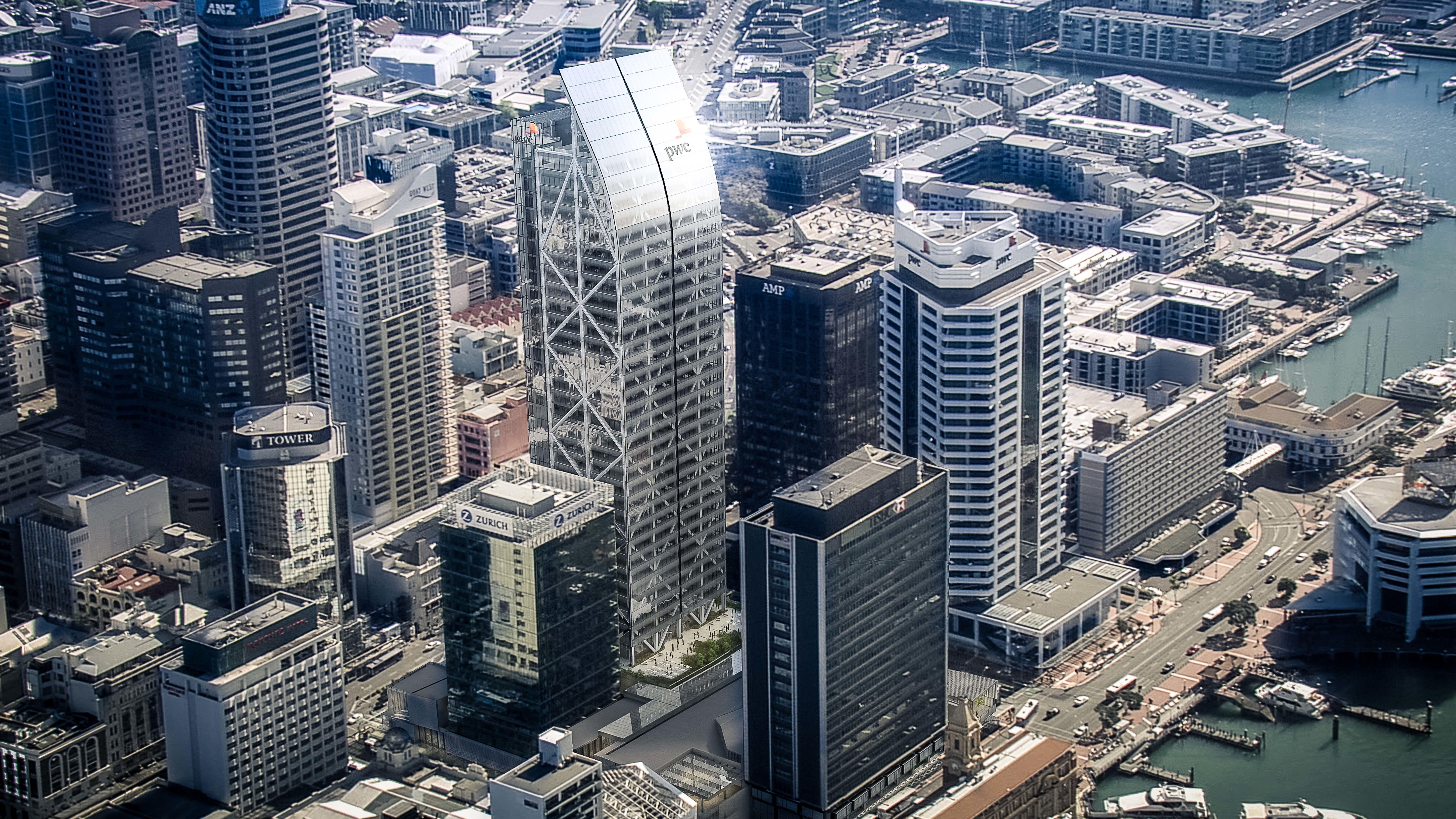 7022 Aerial View01 Frame300 V1 Facade Option B Lr