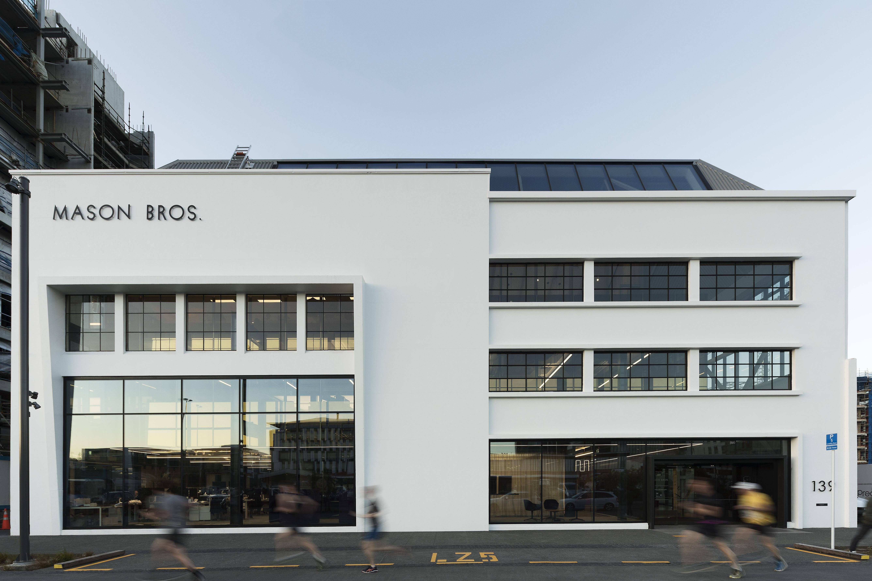 Auckland Studio Relocates to Wynyard Quarter Innovation Precinct