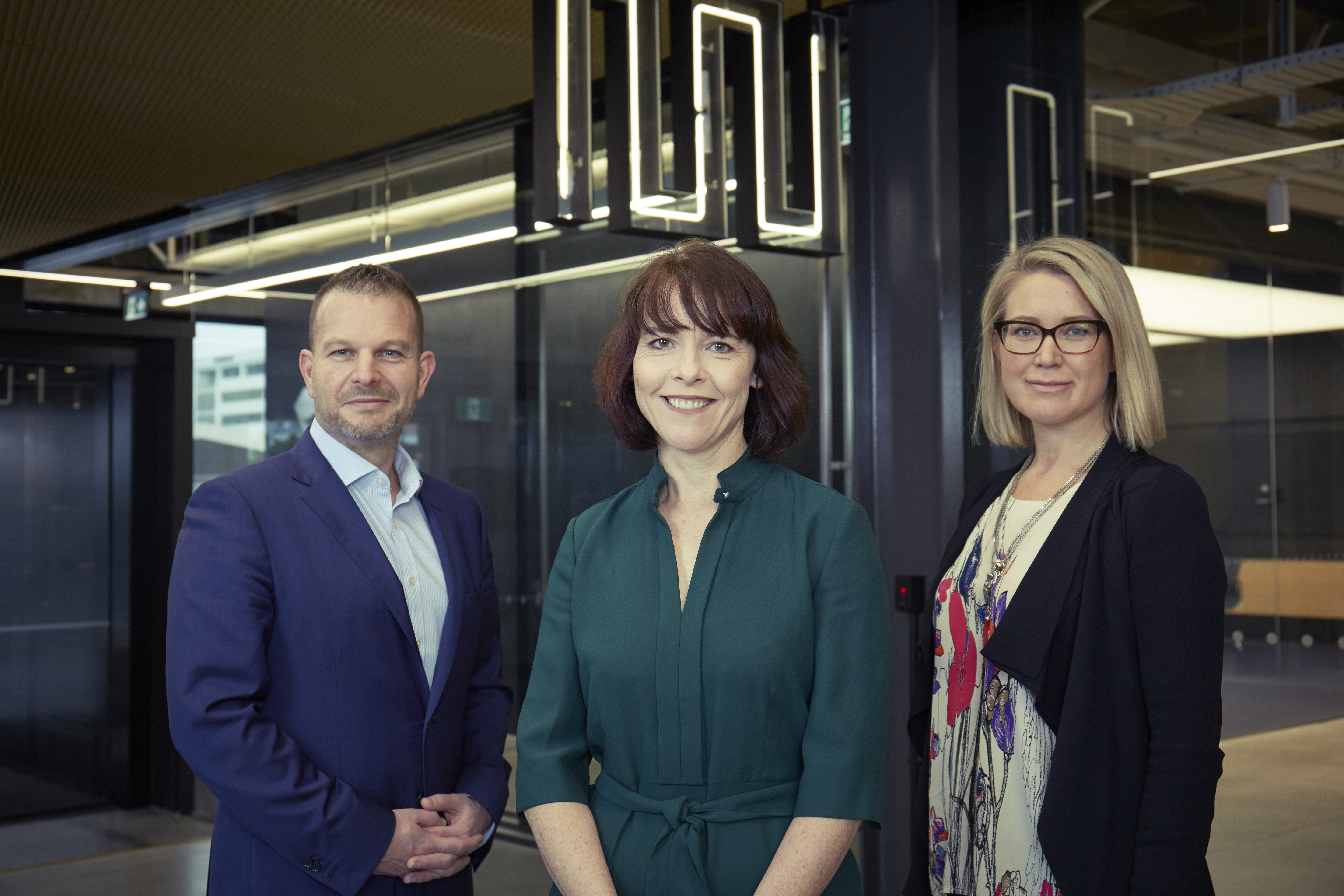 Executive trio to assist growth in New Zealand and Asia Pacific Region
