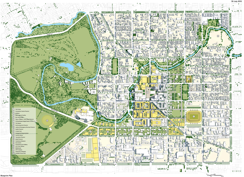 Blueprint For Christchurch Rebuild Earns International Award