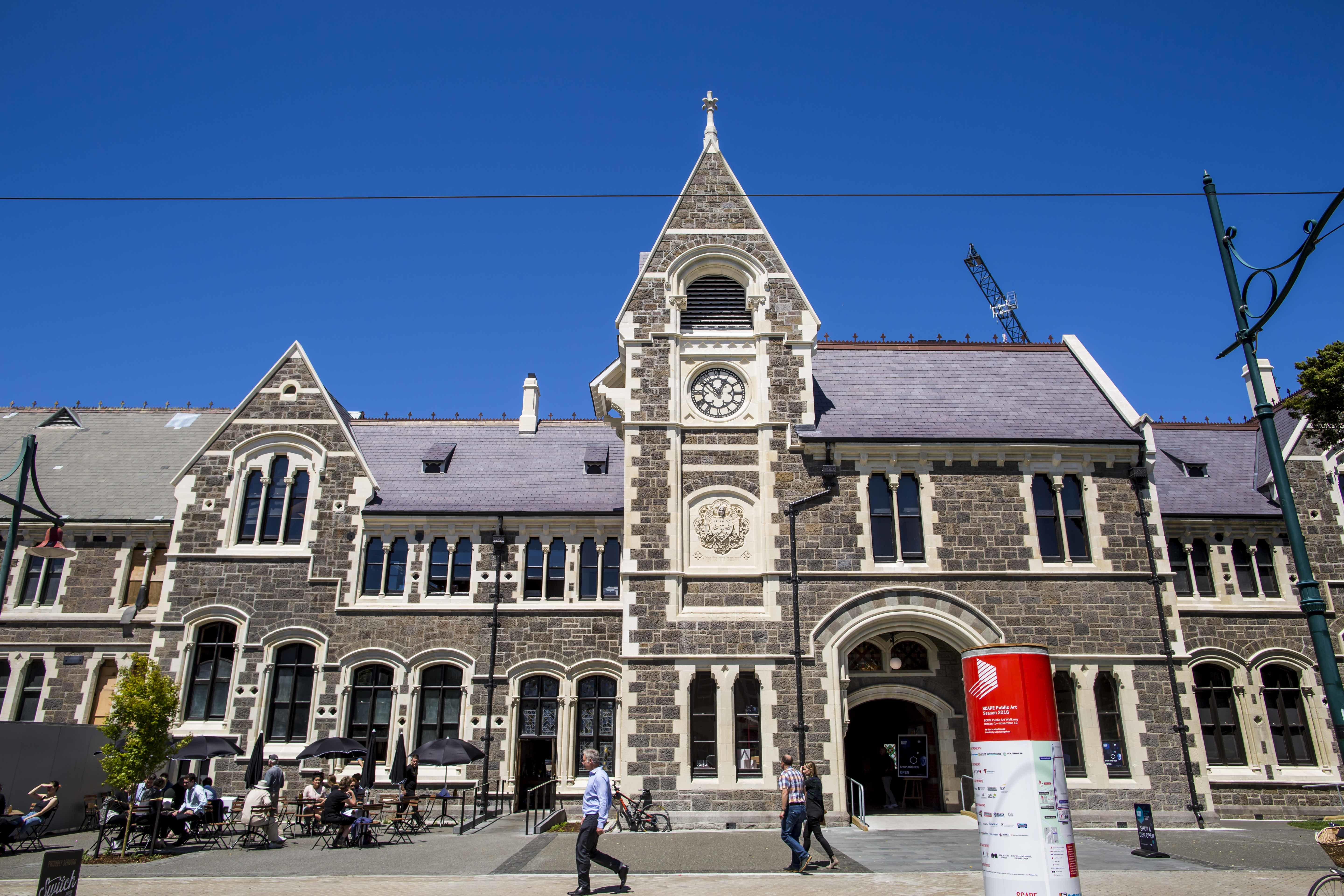 Double win for Art Centre Heritage Restoration