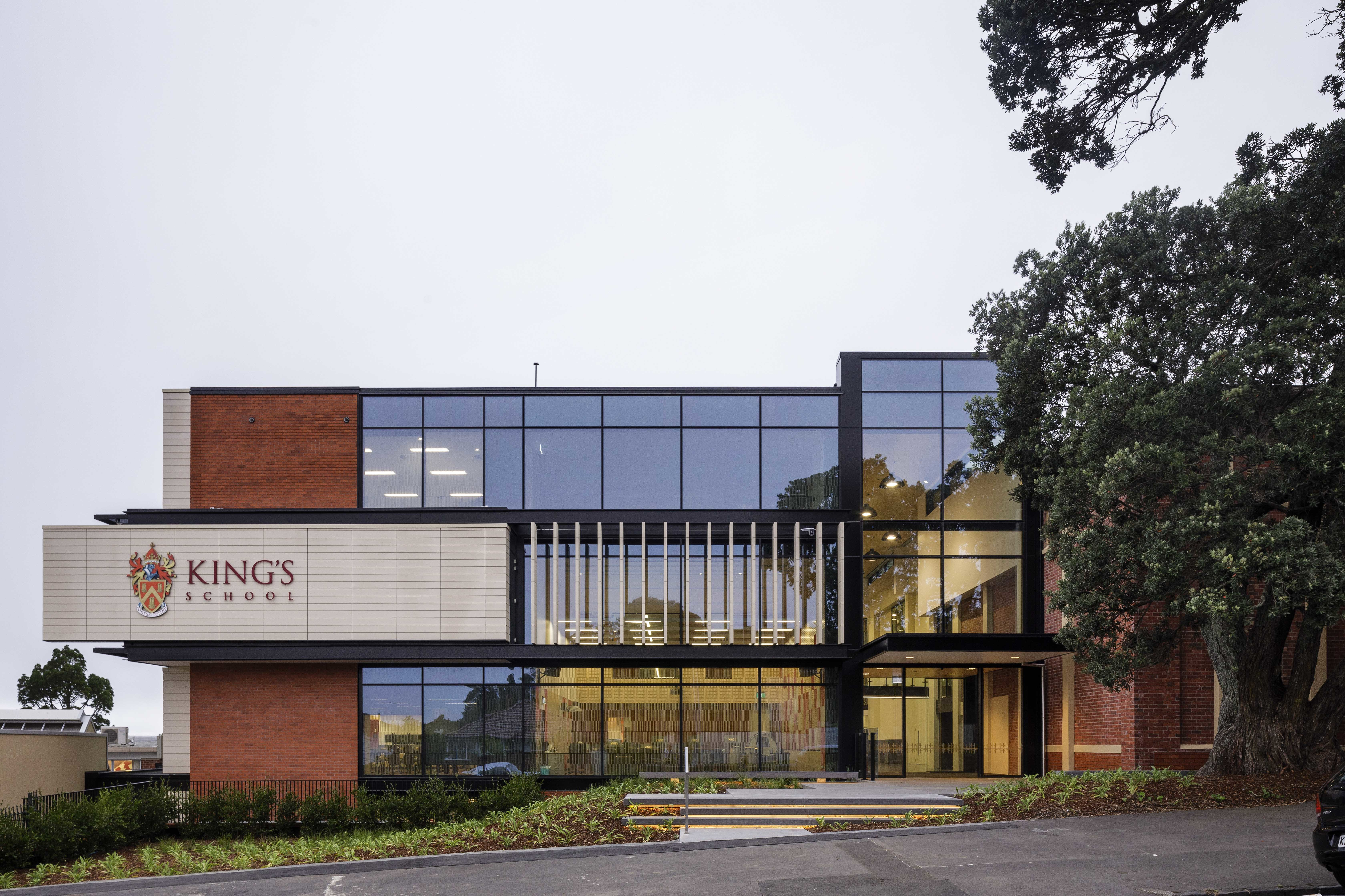 King's School Opens State-of-the-Art Learning Environment
