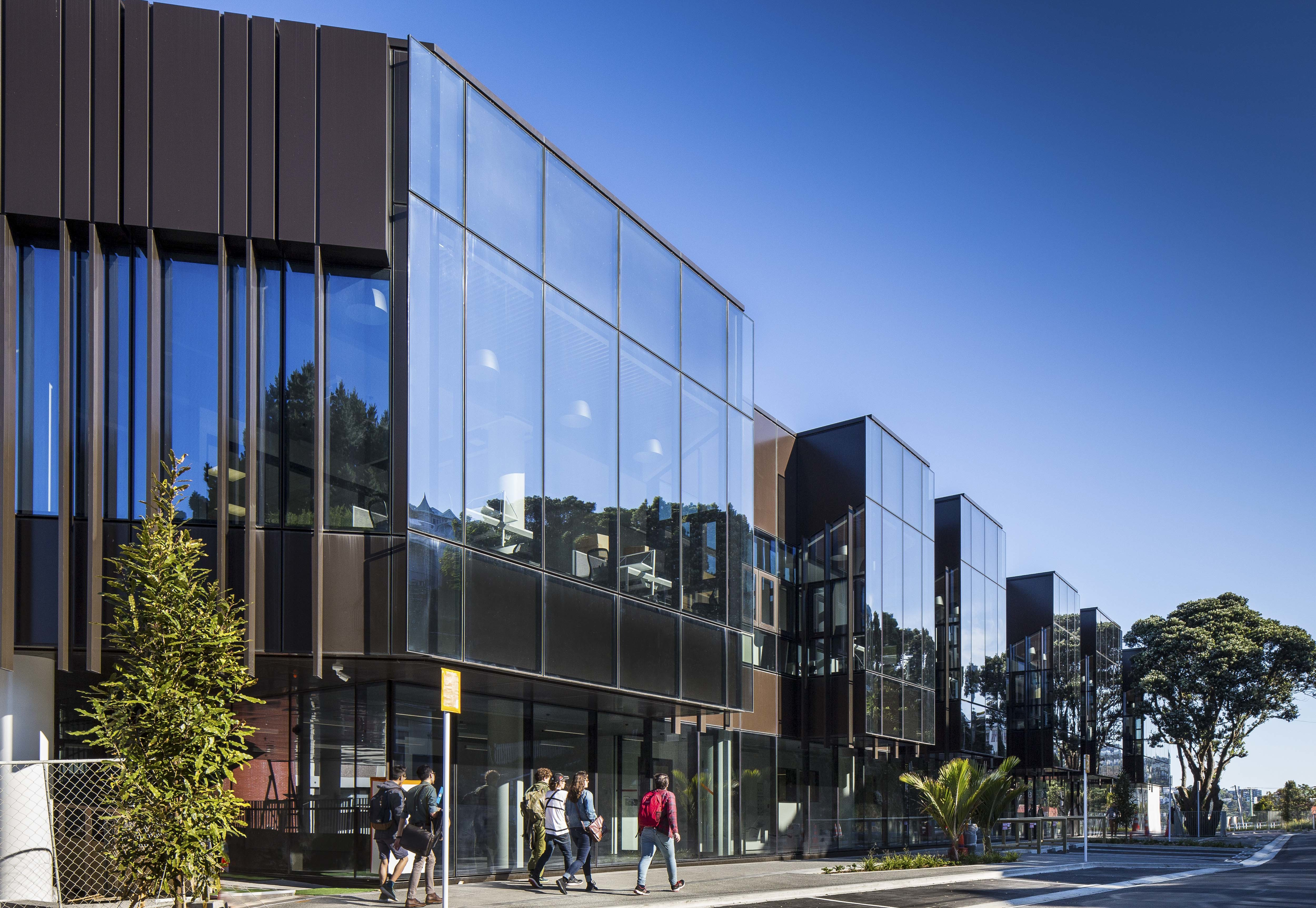 Facilitating future science at Victoria University's state-of-the-art new building