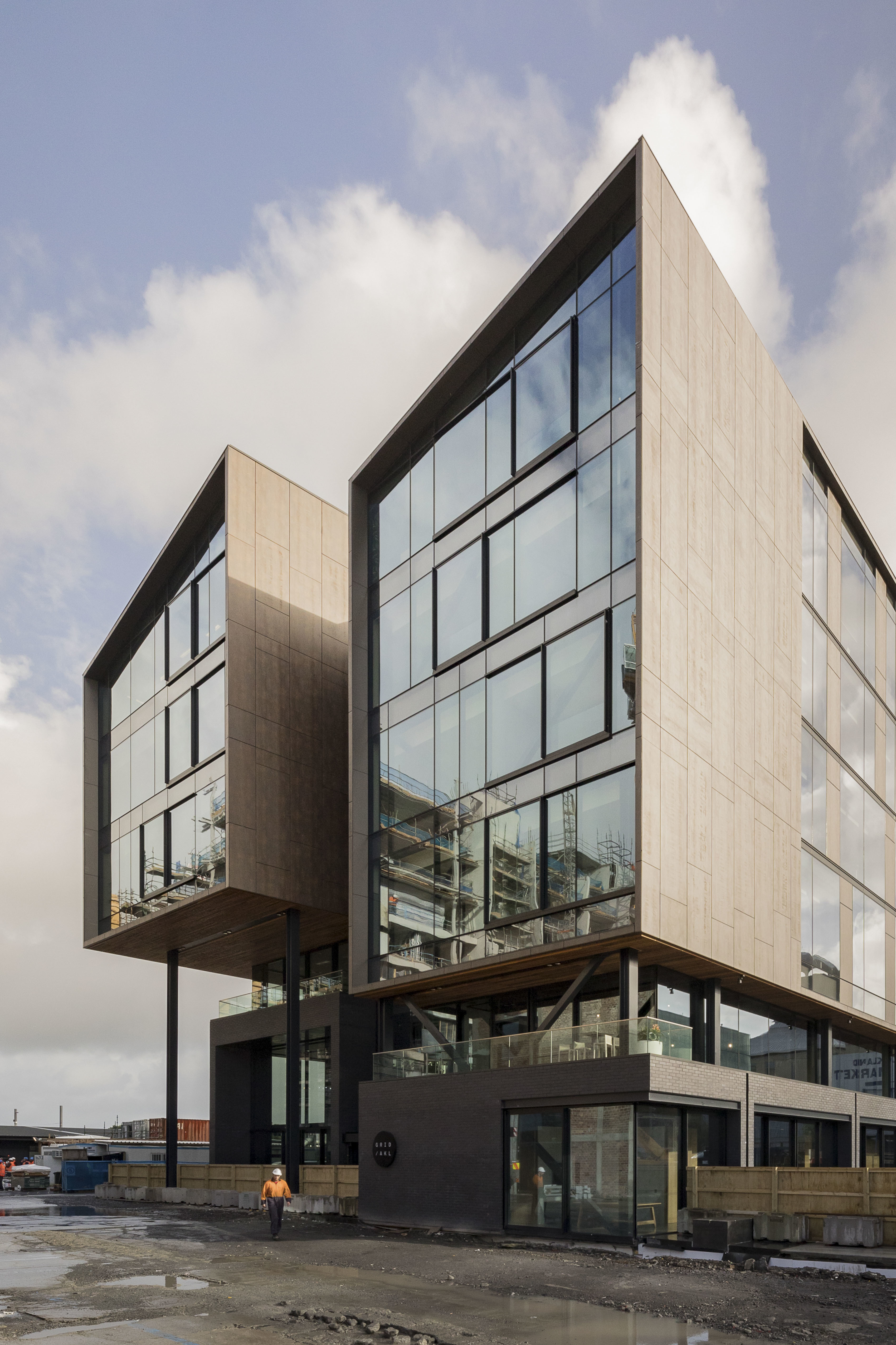 Wynyard Quarter Innovation Precinct Takes Shape With Completion of New Commercial Building
