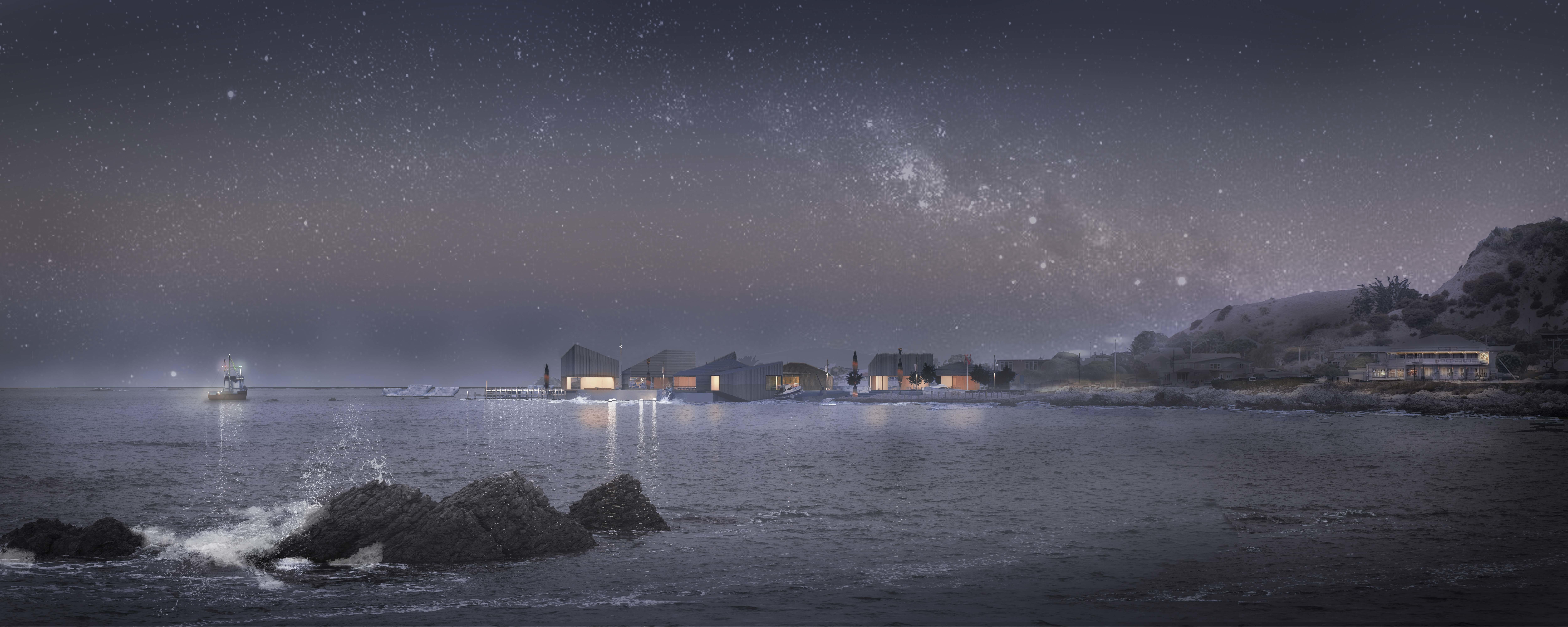 Wakatu Quay Concept 2