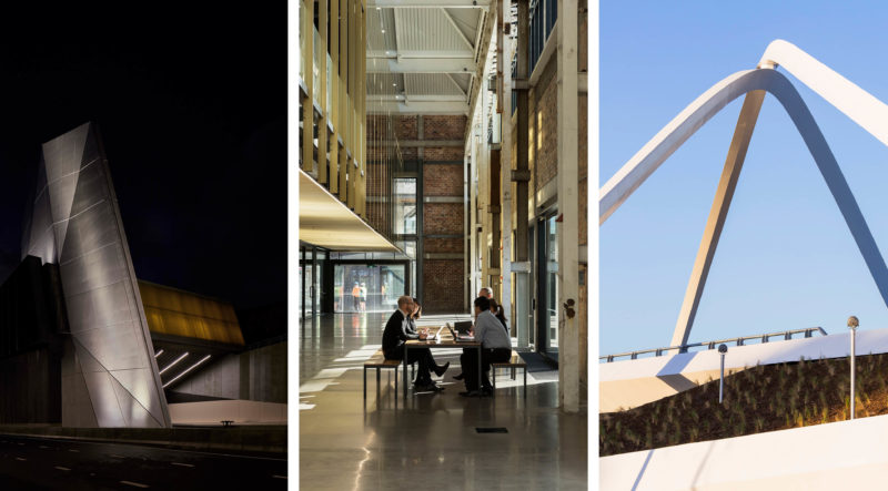 Three Warren and Mahoney projects recognised among 'global mark of excellence' awards