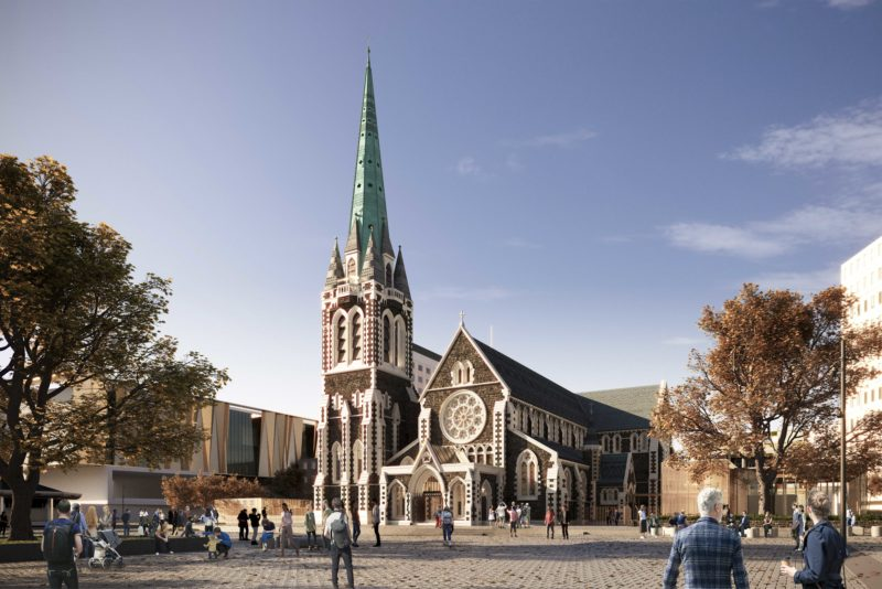 More than a building – concept design for Christ Church Cathedral brings vision and reality