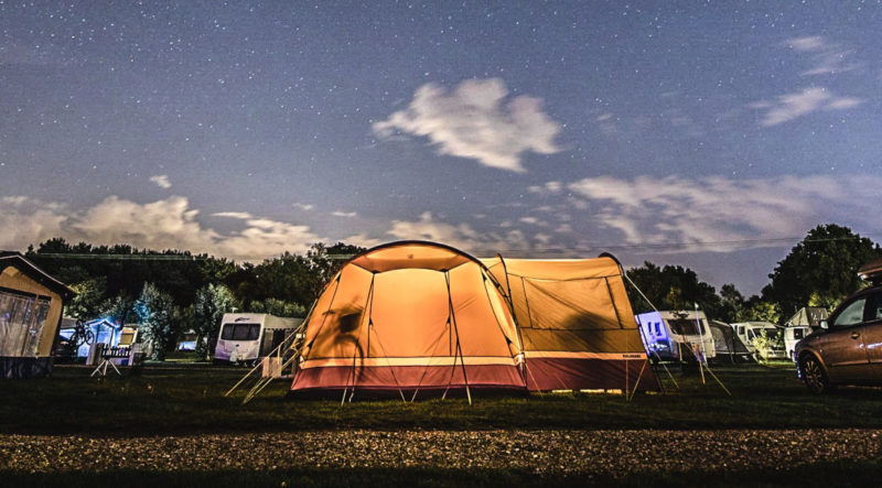 Campsite rules: What the humble campground tells us about how people want to live