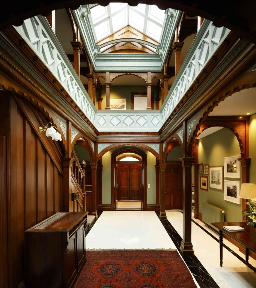 The Christchurch Club
