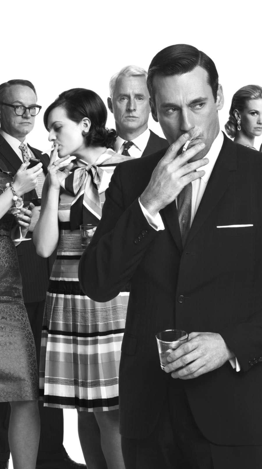 Mad Men Image Courtesy: AMC, New York On My Mind