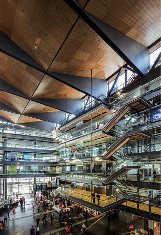 MIT Manukau + Transport Interchange, Auckland