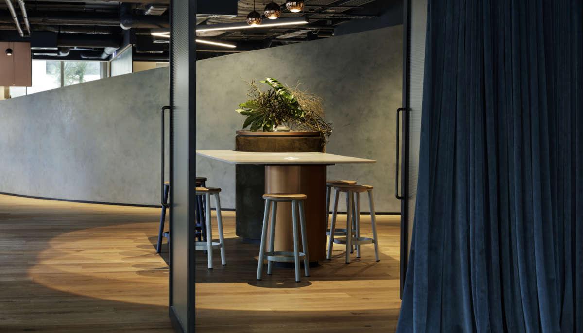 Interiors + Workplace Design