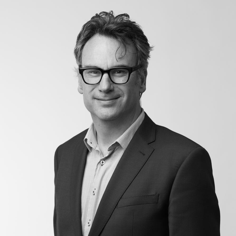 John Coop, Managing Director