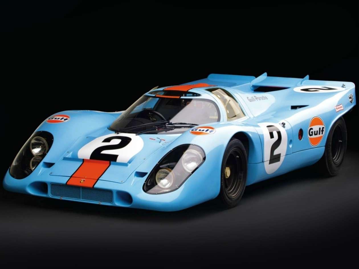 Figure 3 Porsche 917K, 1970. Artefact or artwork?