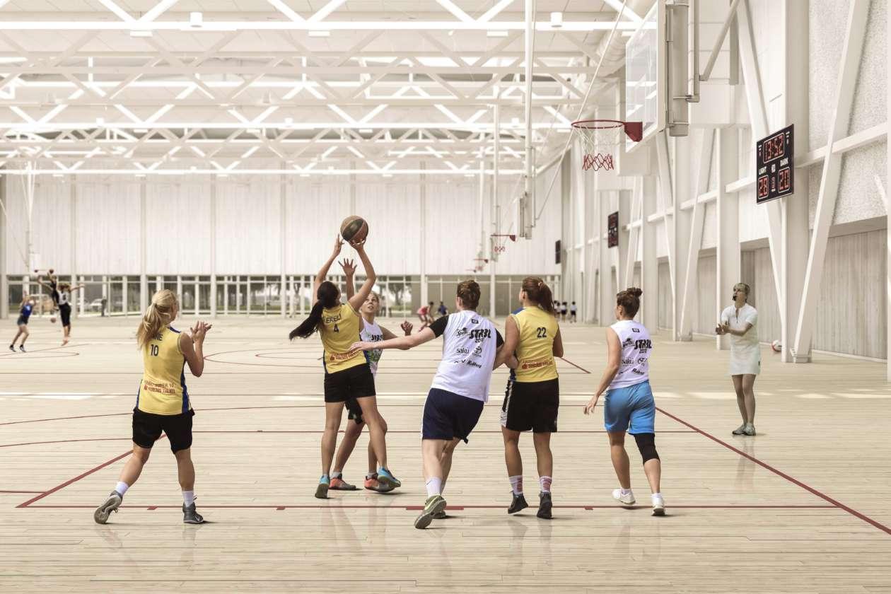 8078 Rangiora Indoor Court Facility 4