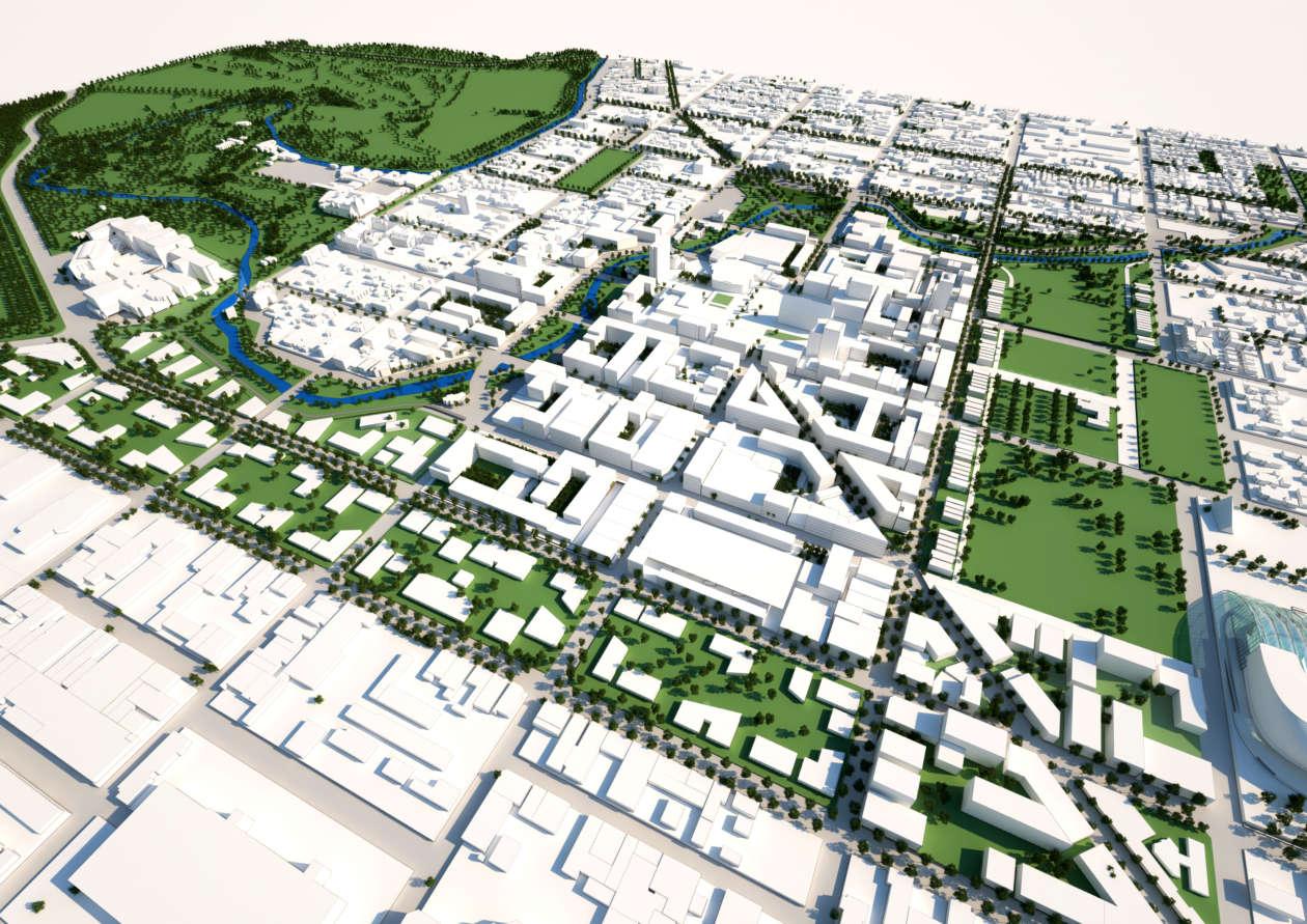 Master Blueprint Axo Avon River Large