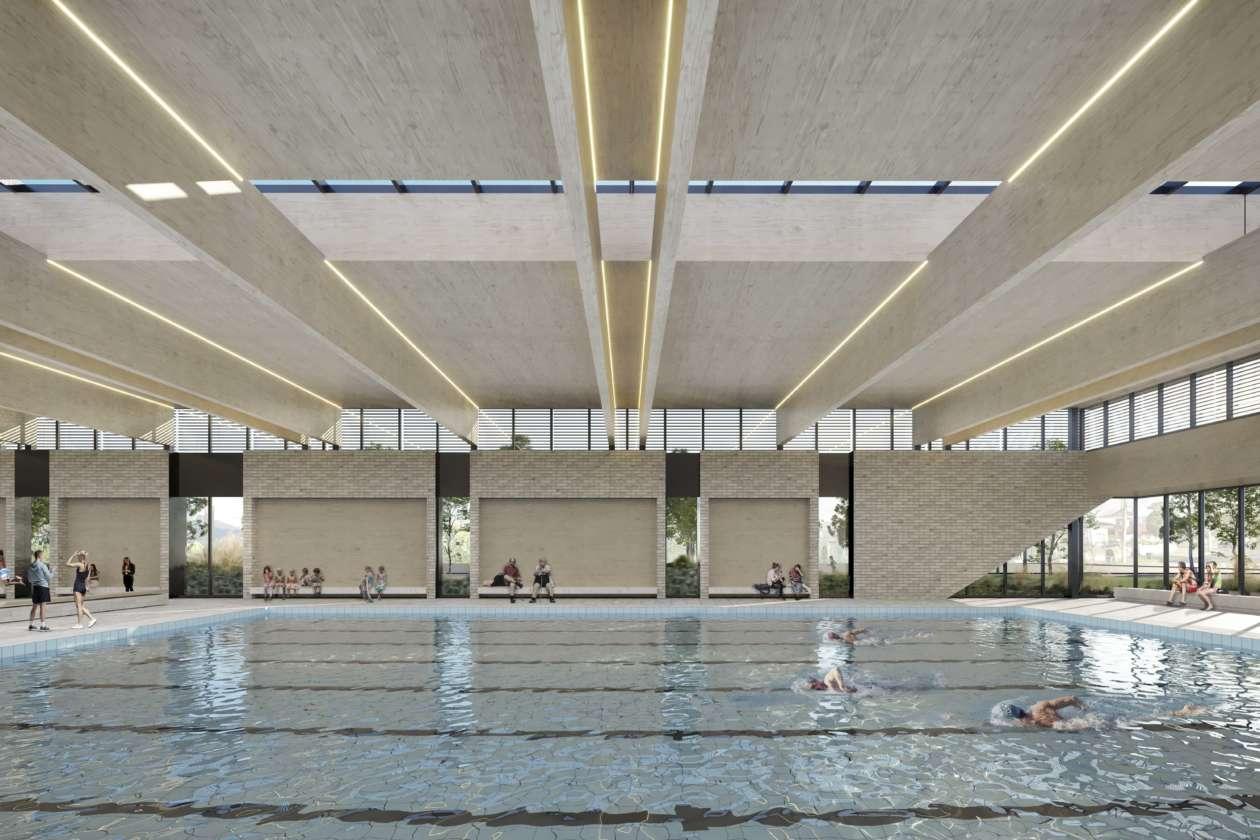 National Aquatic and Recreation Centre 1
