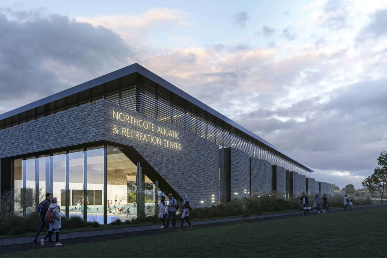 National Aquatic and Recreation Centre 2