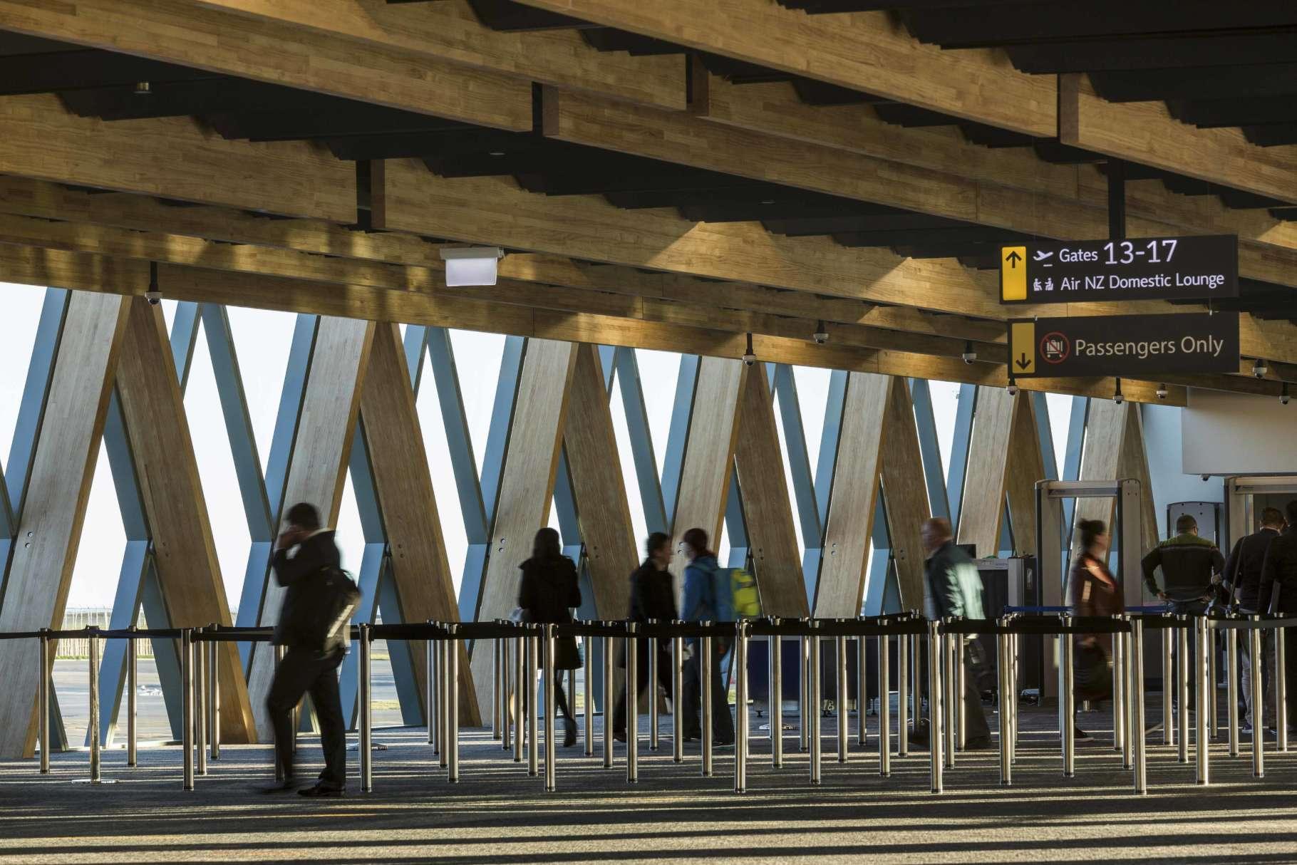 Wellington International Airport Terminal South Extension