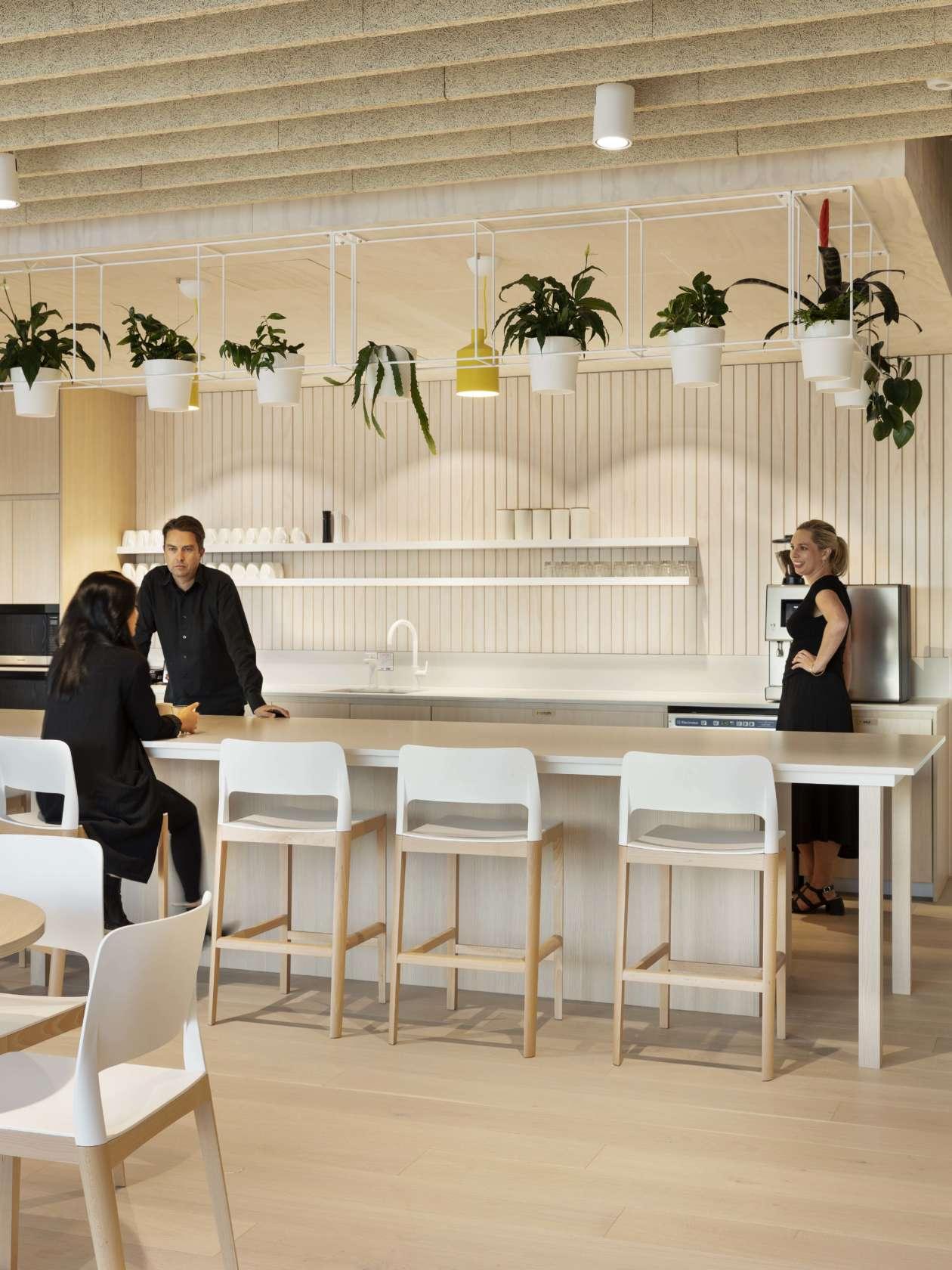 Workplace design must put people first